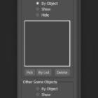 RC Camera Mod UI